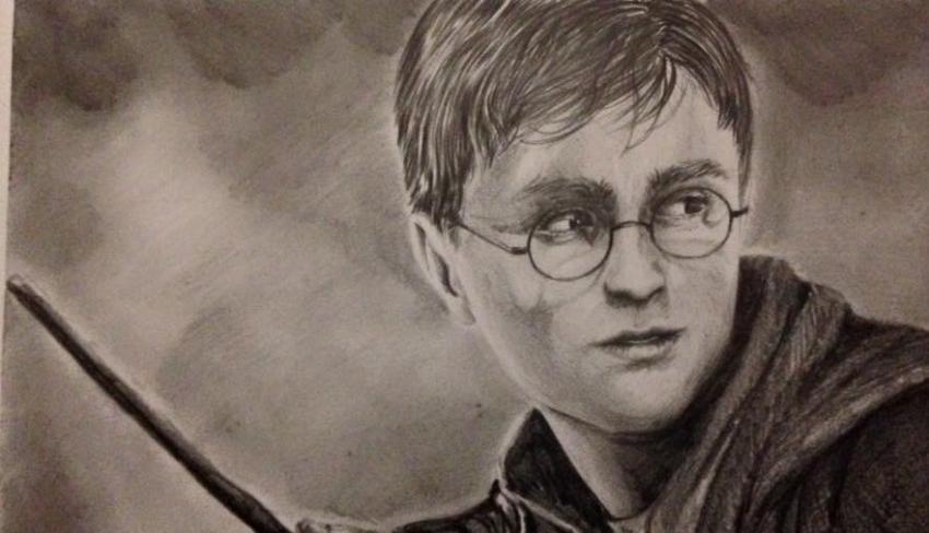 Daniel Radcliffe by chamalow